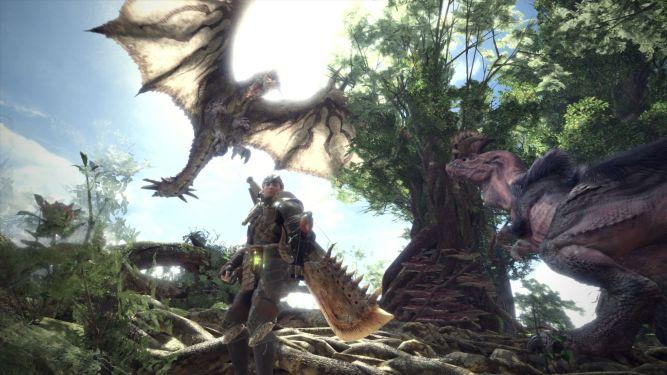 Capcom wyjaśnia przyczyny opóźnienia Monster Hunter World na PC - obrazek 1
