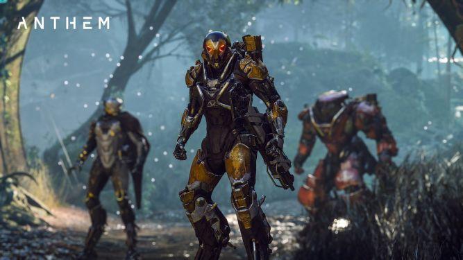 """Premiera Anthem dla EA i BioWare będzie """"początkiem 10-letniej podróży"""" - obrazek 1"""