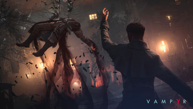 Vampyr na 20-minutowym zapisie rozgrywki - obrazek 1