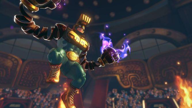 ARMS - zapowiedziano nowego bohatera - obrazek 1