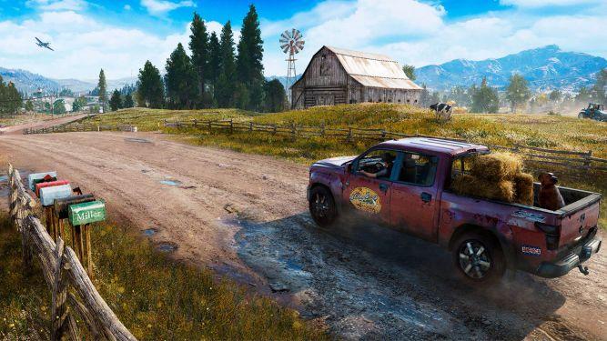 Ubisoft wyjaśnia, dlaczego w Far Cry 5 zabraknie wież i mini-mapy - obrazek 1