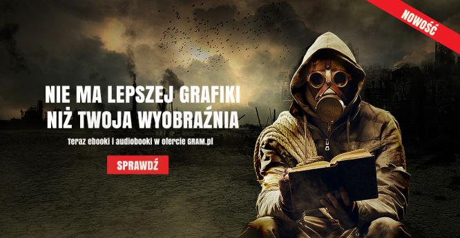 Wielbiciele książek, łączcie się! - e-booki i audiobooki trafiły do oferty sklepu gram.pl - obrazek 1