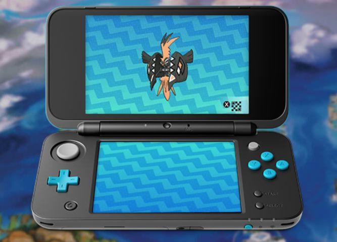Odkurzcie swoje 3DS-y - limitowany Pokemon Tapu Koko już tam na was czeka - obrazek 1