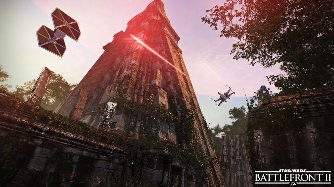 Star Wars: Battlefront II - fabuła spójna z uniwersum Gwiezdnych wojen - obrazek 1