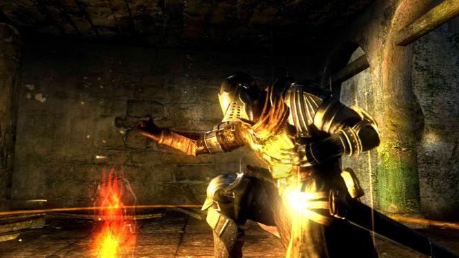 Mod do Dark Souls pozwala walczyć wyłącznie z bossami - bez przebiegania lokacji między nimi - obrazek 1