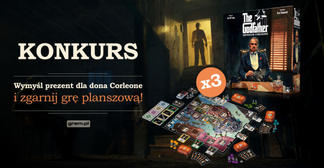 Zaproponuj prezent dla Dona Corleone i wygraj grę planszową! - obrazek 1