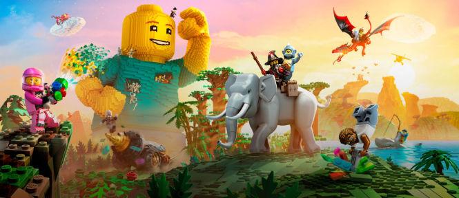 LEGO Worlds na Nintendo Switch z datą premiery - obrazek 1