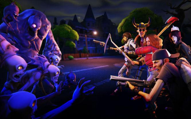 Ponad pół miliona graczy sięgnęło po Fortnite w ciągu doby od wydania wczesnej wersji gry - obrazek 1