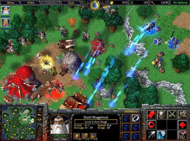 Warcraft III doczekał się publicznego serwera testowego - obrazek 1
