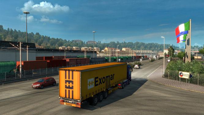 Euro Truck Simulator 2 - w najnowszym dodatku zwiedzimy Półwysep Apeniński - obrazek 1
