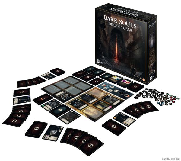 Powstaje analogowa karcianka Dark Souls: The Card Game - obrazek 2