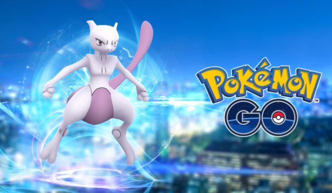 Mewtwo już niedługo w Pokemon Go - obrazek 1