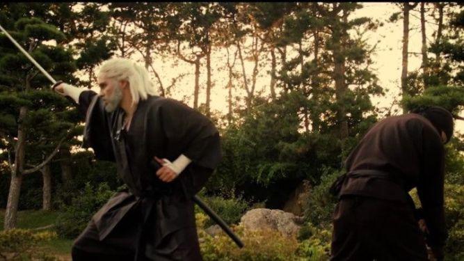 Wiedźmin jako samuraj? Do sieci trafiło świetne wideo - obrazek 1