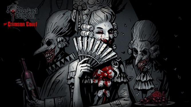Darkest Dungeon — dodatek The Crimson Court z datą premiery na konsolach - obrazek 2