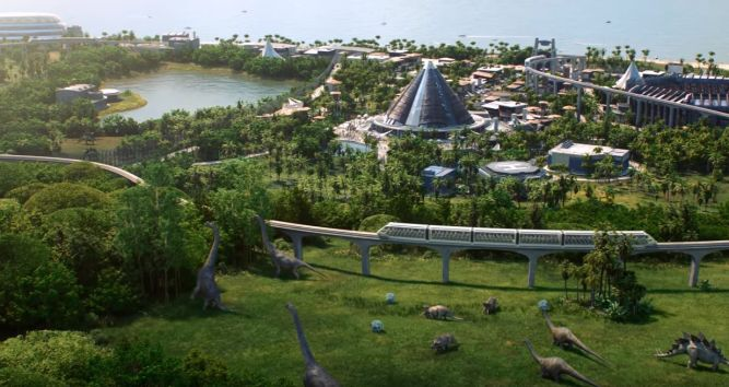 gamescom 2017: Jurassic World Evolution to nowa gra twórców Planet Coaster i Elite: Dangerous  - obrazek 1