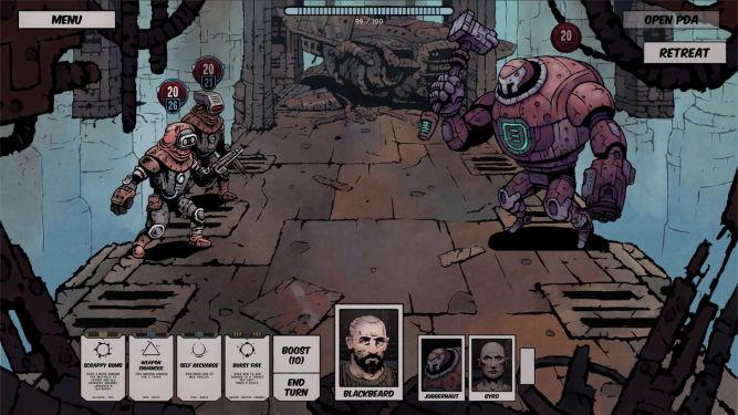 Zapowiedziano Deep Sky Derelicts – inspirowane grą Darkest Dungeon taktyczne RPG w klimacie science fiction - obrazek 1