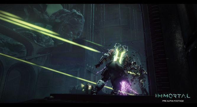 Zapowiedziano Immortal: Unchained – hardkorową strzelankę RPG souls-like - obrazek 1