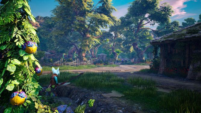 Biomutant na 11-minutowym gameplayu - obrazek 1