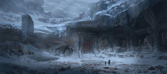 God of War z garścią grafik koncepcyjnych - obrazek 1
