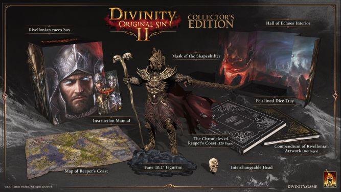 Nieumarły i zawartość edycji kolekcjonerskiej na nowym materiale z Divinity: Original Sin II - obrazek 1