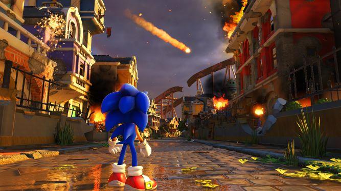 Sonic Forces z datą premiery - obrazek 1