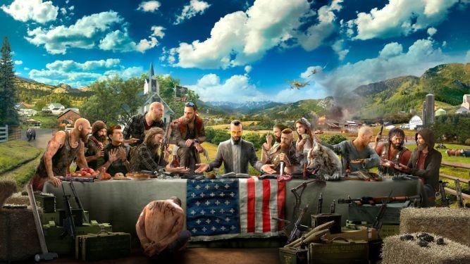 Nowe materiały wideo z Far Cry 5  - obrazek 1