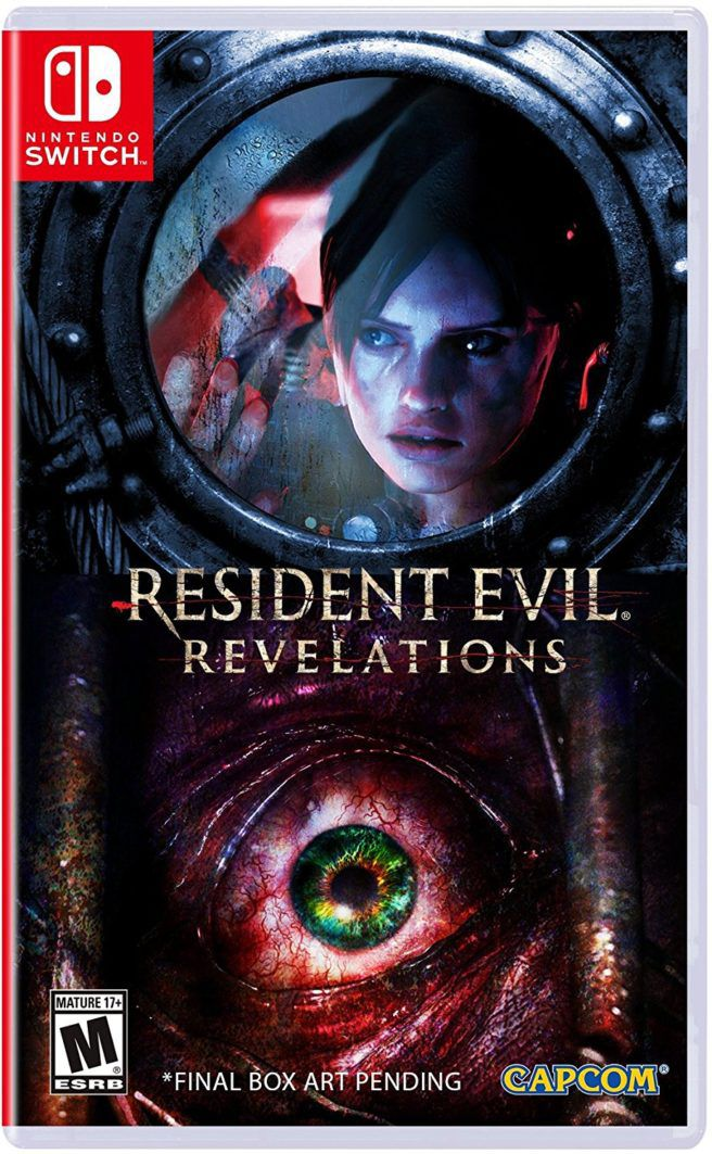 Znamy datę premiery Resident Evil: Revelations Collection na Nintendo Switch - obrazek 2