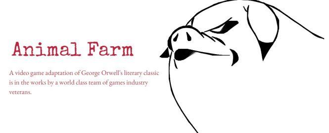 Powstaje Folwark Zwierzęcy – przygodowy tycoon na motywach powieści George'a Orwella - obrazek 1