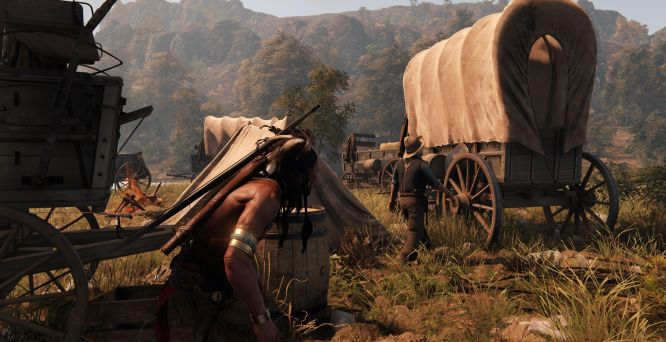 Zapowiedziano This Land is My Land – skradankową grę akcji w klimatach westernu z Indianinem w roli protagonisty - obrazek 1