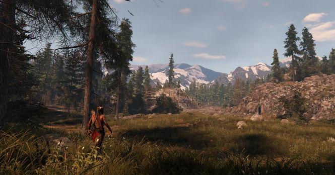 Zapowiedziano This Land is My Land – skradankową grę akcji w klimatach westernu z Indianinem w roli protagonisty - obrazek 2