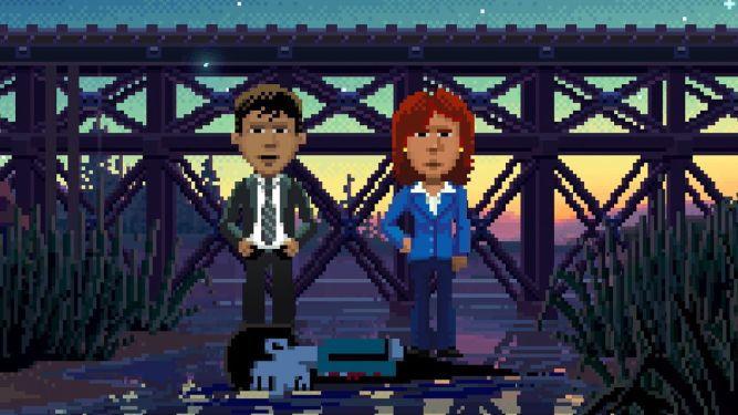 Thimbleweed Park z datą premiery na Nintendo Switch, iOS i Android - obrazek 1