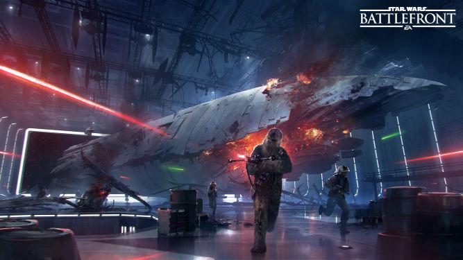 Zgarnij darmową Przepustkę Sezonową do Star Wars: Battlefront - obrazek 1