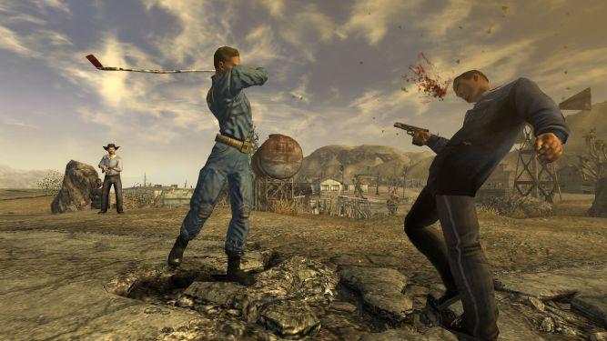 W Fallout: New Vegas początkowo miały być trzy grywalne rasy - obrazek 1