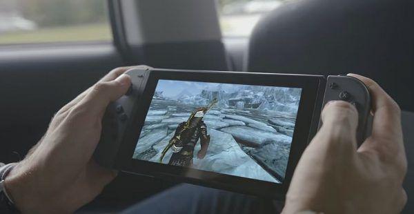 Skyrim na Nintendo Switch z datą premiery - obrazek 1