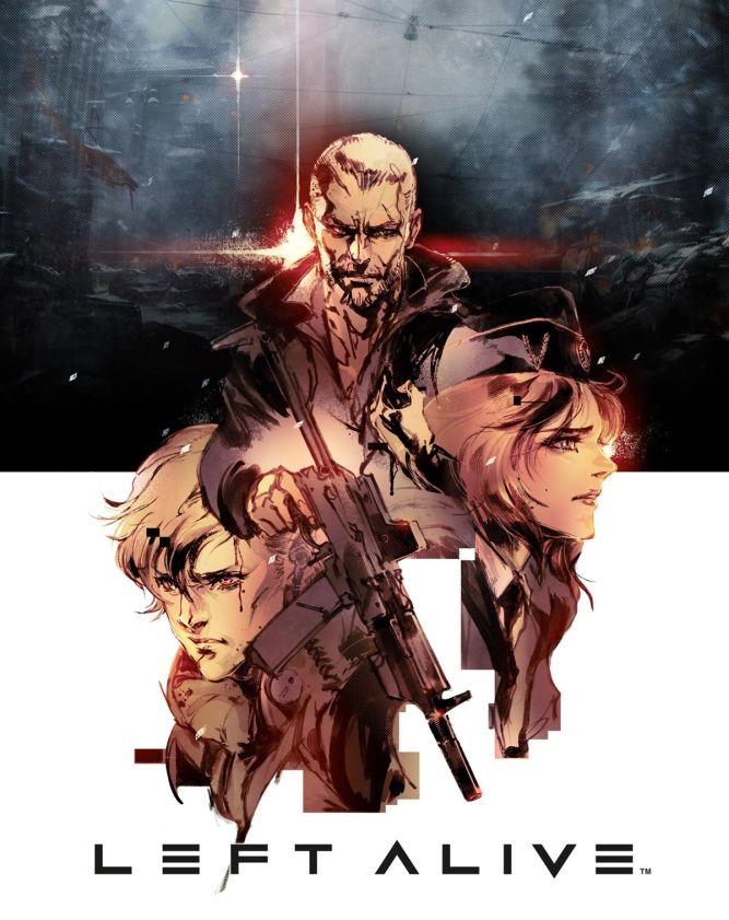Square Enix zapowiedział survivalową grę akcji – Left Alive - obrazek 1