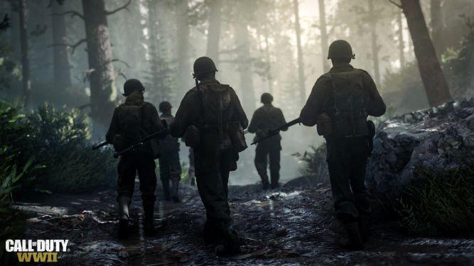 Call of Duty: WWII – poznaj bohaterów kampanii fabularnej - obrazek 1