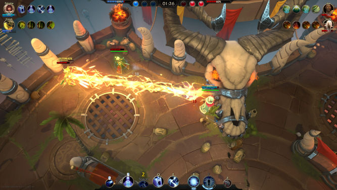 Battlerite opuści Steam Early Access 8 listopada - obrazek 1