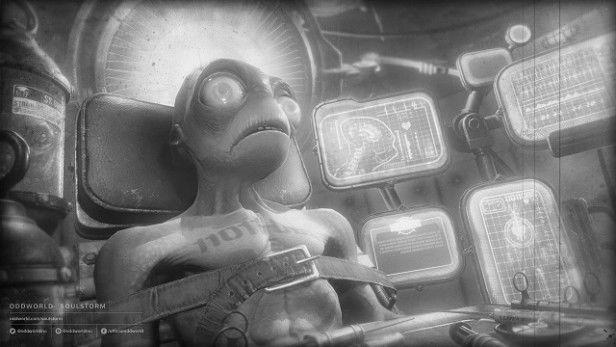 Oddworld: Soulstorm - zobacz pierwszy, niezwykle niepokojący zwiastun - obrazek 1