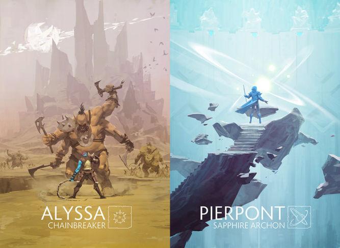 Szkice kooperacyjnej gry fantasy od Valve, która nigdy nie ujrzała światła dziennego - obrazek 1