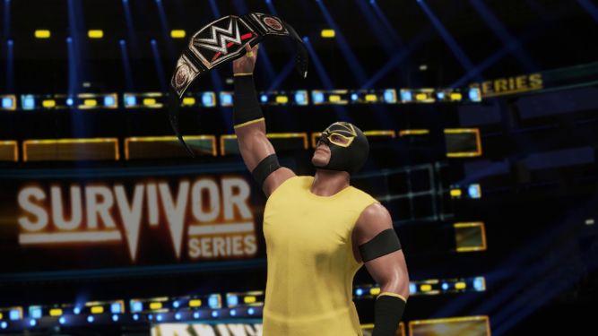 WWE 2K18 bez mikrotransakcji - obrazek 1