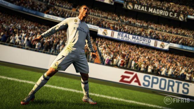 FIFA 18 otrzymała aktualizację na PC - obrazek 1