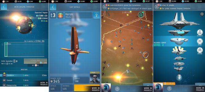 Powstaje mobilna gra osadzona w świecie Eve Online - obrazek 1