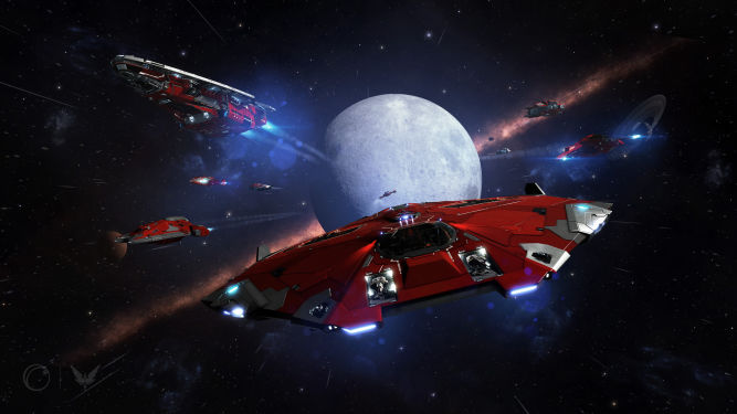 Twórcy Elite: Dangerous dzielą się planami na 2018 rok - obrazek 1