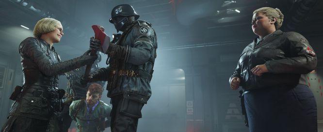 """Bethesda: """"Wolfenstein II nie powstał by inicjować polityczne dyskusje"""" - obrazek 1"""
