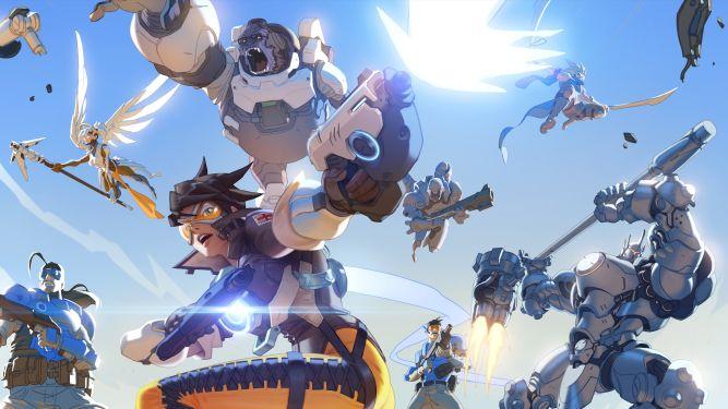 Blizzard planuje dodatkowy projekt oparty o Overwatch? - obrazek 1