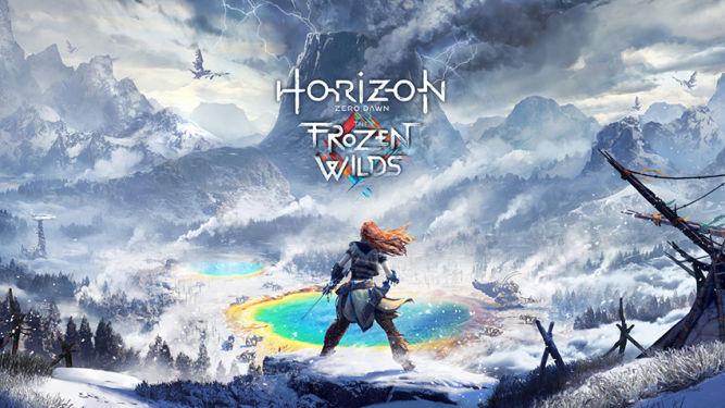 Horizon Zero Dawn - zobacz zwiastun dodatku The Frozen Wilds - obrazek 1