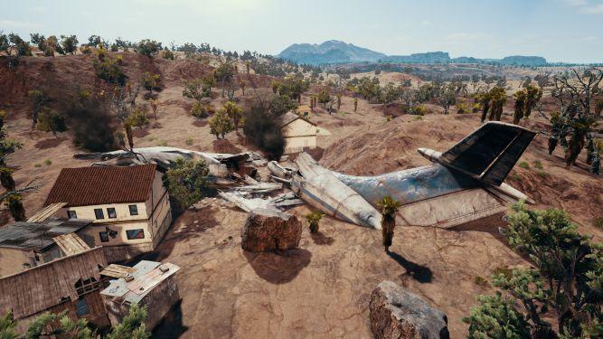 Pustynna mapa Playerunknown's Battlegrounds - nowe informacje i screeny - obrazek 1