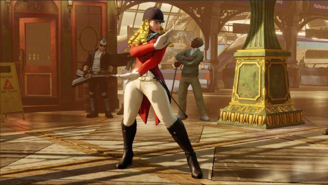 Street Fighter V z nowymi kostiumami dla bohaterów - obrazek 2