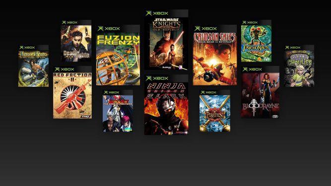 Xbox One - Microsoft potwierdza listę gier z pierwszego Xboksa dostępnych w ramach wstecznej kompatybilności - obrazek 1