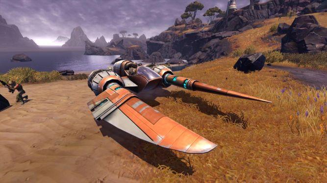 Star Wars: The Old Republic – wypróbuj dodatki do gry za darmo - obrazek 1